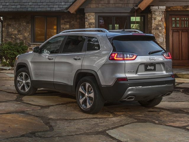 2019 Jeep Cherokee Latitude 4x4 In Lawton Ok Chickasha Jeep