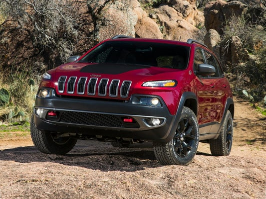 2016 Jeep Cherokee Trailhawk In Lawton Ok Chrysler Dodge Ram